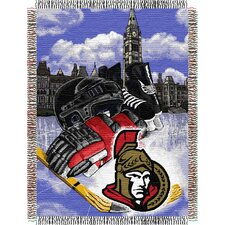 NHL Tapestry Throw