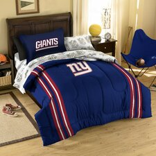NFL New York Giants Bed in a Bag Set
