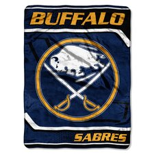 NHL Super Plush Throw