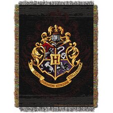 <strong>Northwest Co.</strong> Entertainment Harry Potter Hogwarts Décor Tapestry Throw