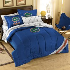 NCAA Polyester Full Comforter Set