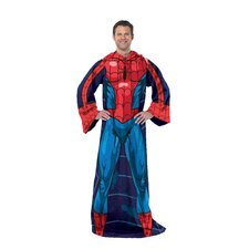 <strong>Northwest Co.</strong> Entertainment Spiderman on Comfy Throw