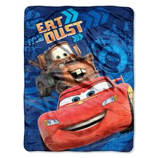 Cars 2 Polyester Throw