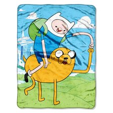 <strong>Northwest Co.</strong> Adventure Time Throw