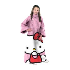 <strong>Northwest Co.</strong> Hello Kitty Polyester Throw