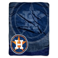 <strong>Northwest Co.</strong> MLB Plush Throw