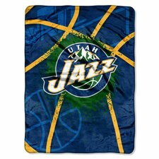 NBA Plush Throw