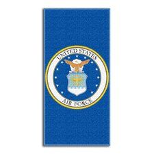 US Air Force Beach Towel