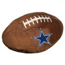 NFL Plush Football Pillow