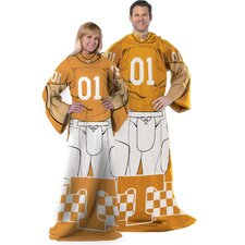 College NCAA Tennessee Polyester Fleece Comfy Throw
