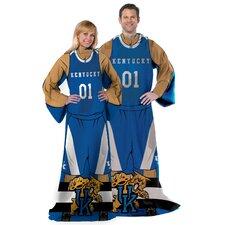 College NCAA Kentucky Polyester Fleece Comfy Throw