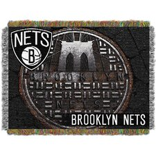 NBA Brooklyn Nets Tapestry Throw