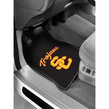 NCAA Car Front Mat