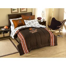 NFL Cleveland Browns Bed in a Bag Set