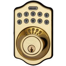 <strong>LockState</strong> Electronic Keypad Deadbolt