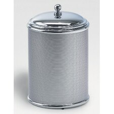 <strong>WS Bath Collections</strong> Complements Dina Waste Basket with Cover