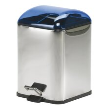 <strong>WS Bath Collections</strong> Complements Karta Waste Basket with Foot Pedal