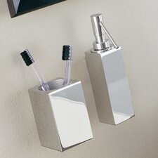 Metric Wall Toothbrush Holder