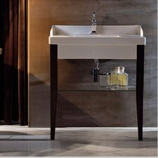 "Bentley 47.2"" Wood Bathroom Vanity Set"