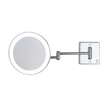 Discololed LED Lighted 3x Magnifying Makeup Mirror
