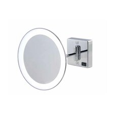 Mirror Pure III LED Lighted 3x Magnifying Makeup Mirror