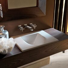 Bentley Ceramic Inset Bathroom Sink