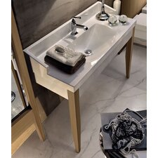 "Bentley 32"" Wood Bathroom Vanity Set with Single Sink"