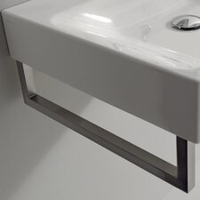 "Kerasan 25.2"" Wall Mounted Towel Bar"