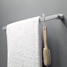 "Belle 23.6"" Wall Mounted Towel Bar"