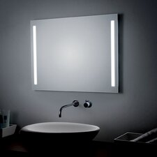 LED Lighted Wall Bathroom Mirror
