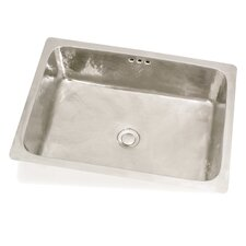 <strong>WS Bath Collections</strong> Metal Bathroom Sink