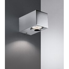 <strong>WS Bath Collections</strong> Metric 1 Light Wall Sconce