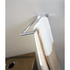 "Metric 15.6"" Wall Mounted Side Towel Bar"