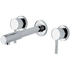 Linea Wall Mount Tub Only Faucet Trim