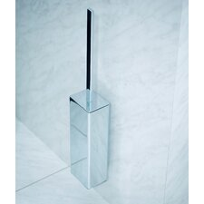 <strong>WS Bath Collections</strong> Urban Wall Mount Toilet Brush Holder in Polished Chrome