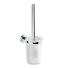 Baketo Toilet Brush Holder in Polished Chrome