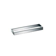 "<strong>WS Bath Collections</strong> Skuara 19.7"" Toilet Rail/Bracket in Polished Chrome"