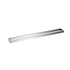 "<strong>WS Bath Collections</strong> Skuara 31.5"" Towel Rail/Bracket in Polished Chrome"