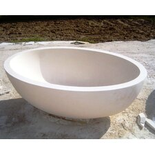 "Piedra Orion 75"" x 48"" Bathtub"