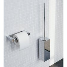 Metric Wall-Mount Toilet Brush Holder