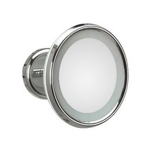 Mirror Pure Lucciolo Magnifying Cosmetic Wall Mirror