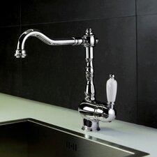 Melissa Countertop Single Handle Single Hole Mount Sink Bar Faucet with Swivel Spout