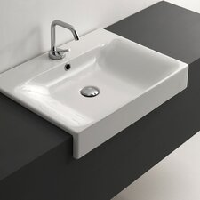 <strong>WS Bath Collections</strong> Kerasan Cento Vessel Bathroom Sink