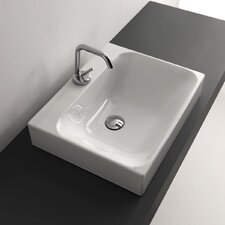 Cento Ceramic Vessel Bathroom Sink