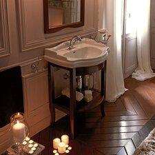 """Kerasan Retro 27"""" Console Bathroom Vanity Set with Single Sink"""