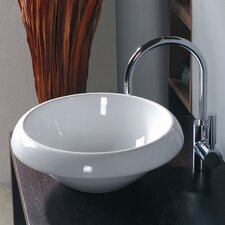 <strong>WS Bath Collections</strong> Ceramica Bathroom Sink