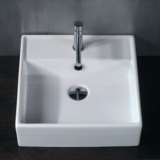 Ceramica Bathroom Sink