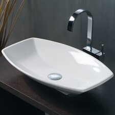 <strong>WS Bath Collections</strong> Ceramica I Bathroom Sink