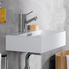 <strong>WS Bath Collections</strong> Linea Qaurelo Bathroom Sink
