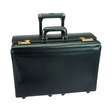 Mobile Maximizer Wheeled Catalog Case in Black